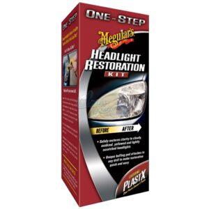 Meguiar's Headlight Restoration Kit